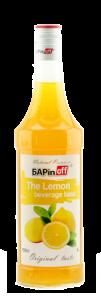 Лимонная основа для напитка