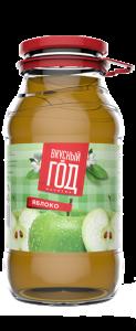 Яблоко сок Вкусный год Баринофф