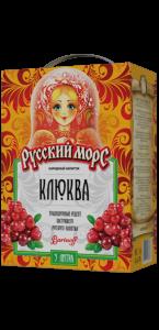 Клюква русский морс Баринофф
