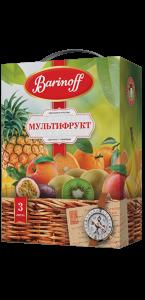 Напиток Мультифрукт Баринофф