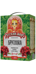 Брусника русский морс Баринофф