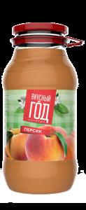 сок Персик Вкусный год Баринофф