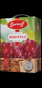 Напиток Виноград Баринофф