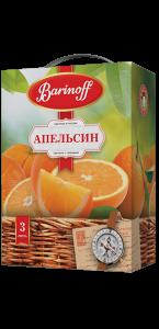 Напиток Апельсин Баринофф