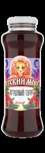 Русский морс ягодный Баринофф