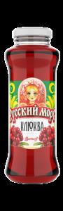 Русский морс клюква Баринофф