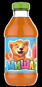 Миша сок морковь яблоко клубника соки Баринофф