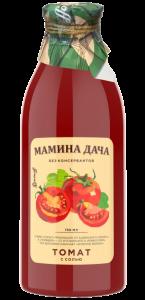 Мамина дача сок томат соки Баринофф