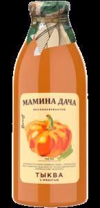 Мамина дача сок тыква соки Баринофф