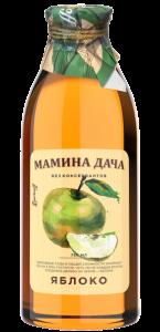 Мамина дача сок яблоко соки Баринофф
