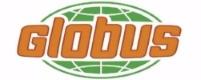 Глобус магазин логотип