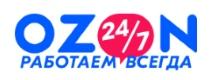 Озон магазин логотип