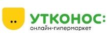 Утконос магазин логотип